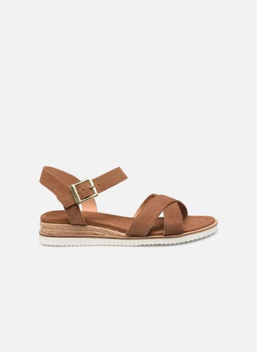 Sandales et nu-pieds Gioseppo 48937 Marron vue derrière