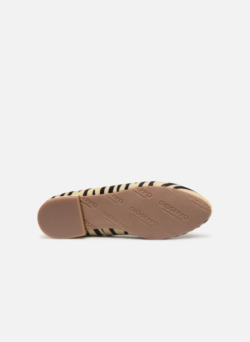 Ballet pumps Gioseppo 48952 Beige view from above