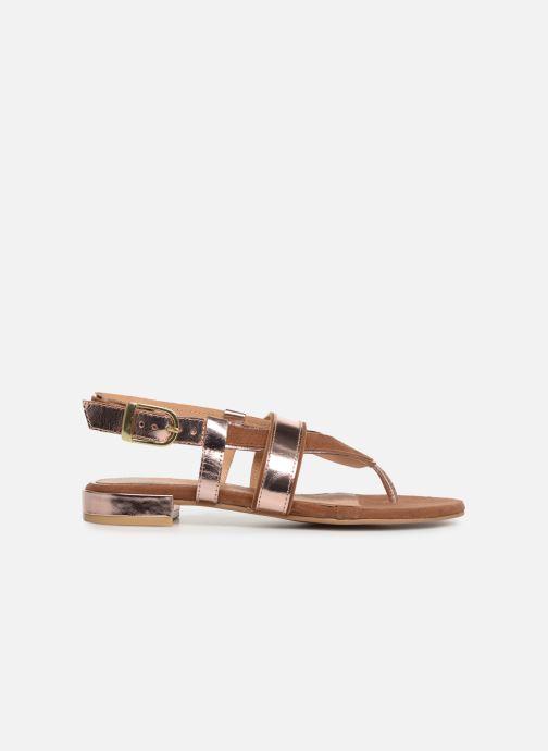 Sandales et nu-pieds Gioseppo 47244 Marron vue derrière