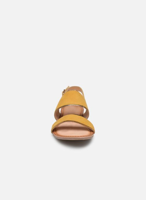 Sandals Gioseppo 48794 Yellow model view