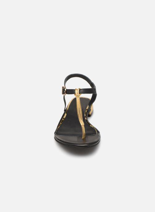 Sandales et nu-pieds Gioseppo 47283 Noir vue portées chaussures