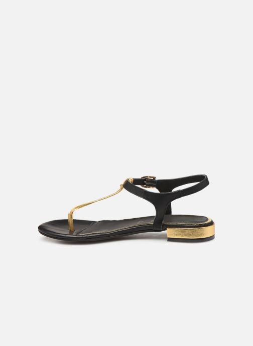 Sandales et nu-pieds Gioseppo 47283 Noir vue face
