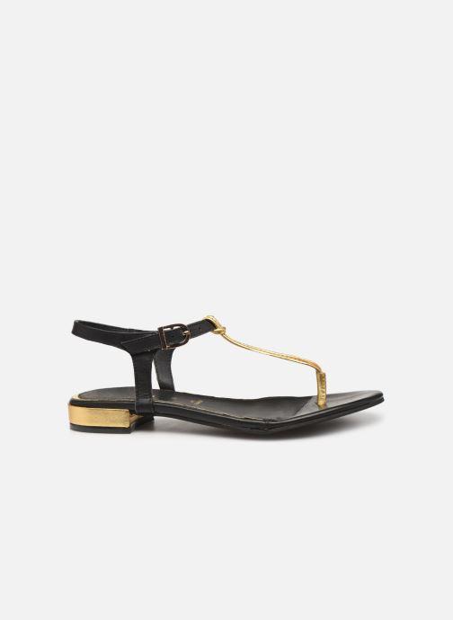 Sandales et nu-pieds Gioseppo 47283 Noir vue derrière