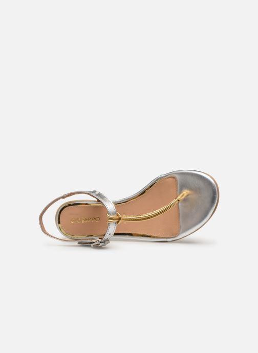 Sandales et nu-pieds Gioseppo 47283 Argent vue gauche