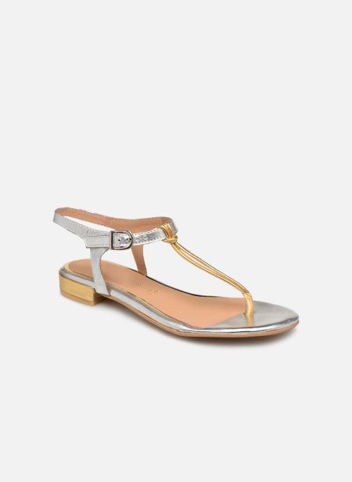Sandales et nu-pieds Gioseppo 47283 Argent vue détail/paire