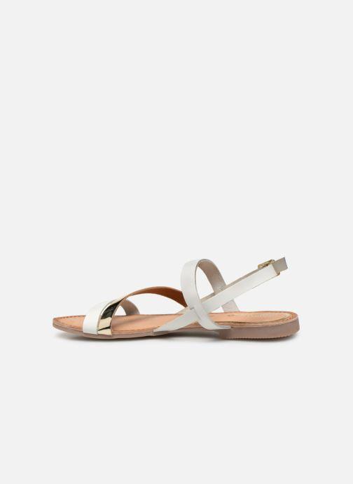 Sandales et nu-pieds Gioseppo 47798 Blanc vue face