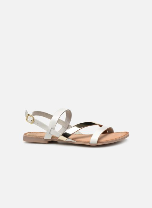 Sandals Gioseppo 47798 White back view