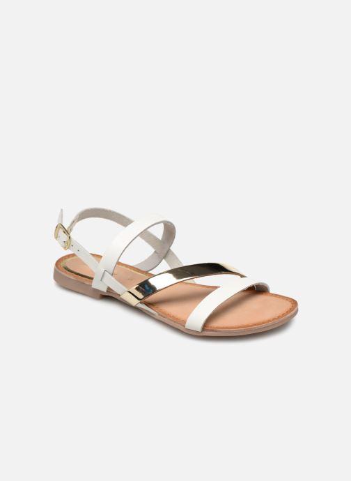 Sandales et nu-pieds Gioseppo 47798 Blanc vue détail/paire