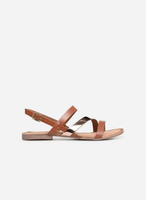 Sandales et nu-pieds Gioseppo 47798 Marron vue derrière