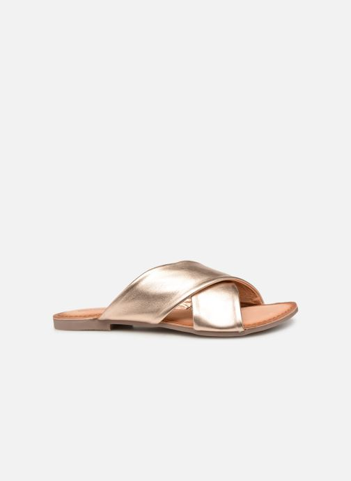 Mules & clogs Gioseppo 48803 Pink back view