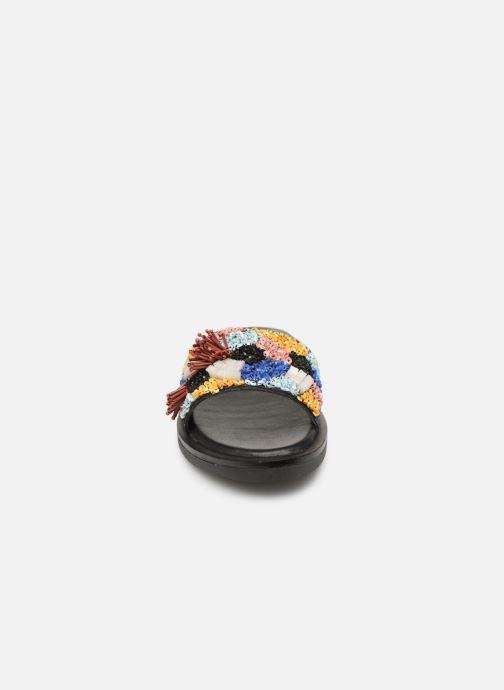Clogs & Pantoletten Gioseppo 48300 schwarz schuhe getragen