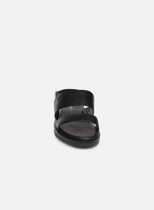 Sandales et nu-pieds Gioseppo 49036 Noir vue portées chaussures
