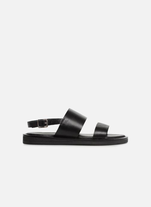 Sandales et nu-pieds Gioseppo 49036 Noir vue derrière