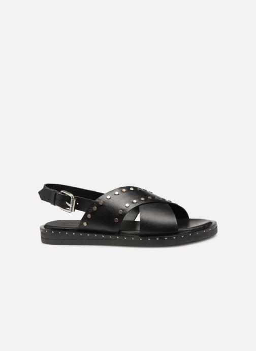 Sandales et nu-pieds Gioseppo 49034 Noir vue derrière