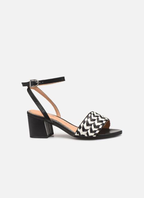 Sandales et nu-pieds Gioseppo 48834 Noir vue derrière
