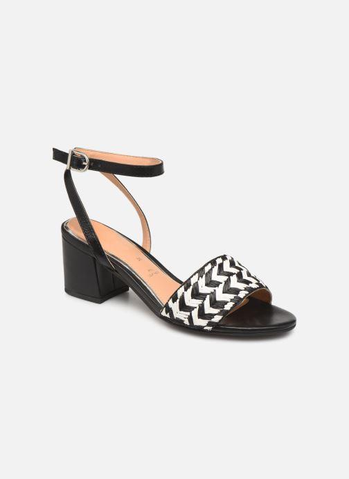 Sandales et nu-pieds Gioseppo 48834 Noir vue détail/paire