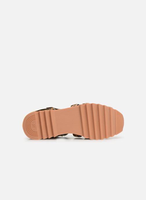 Sandalen Gioseppo 47608 mehrfarbig ansicht von oben
