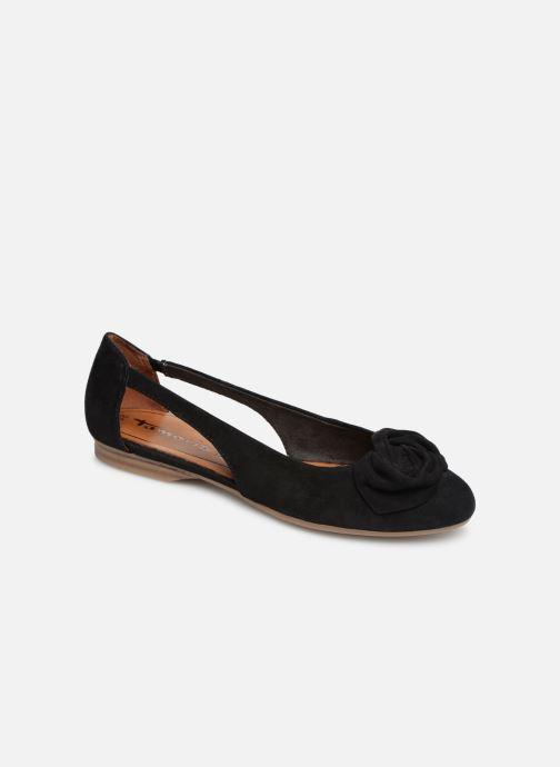 ba4070609 Tamaris Amalia (Black) - Ballet pumps chez Sarenza (355255)
