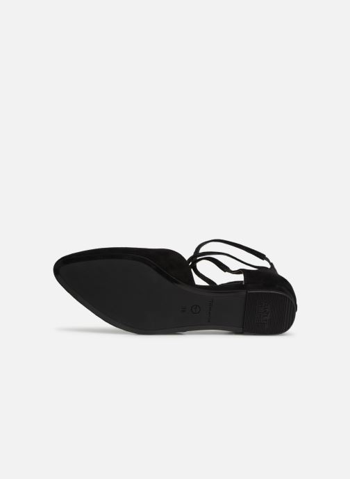 Ballet pumps Tamaris Annemary Black view from above