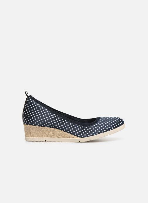 Zapatos de tacón Tamaris Hannah Azul vistra trasera