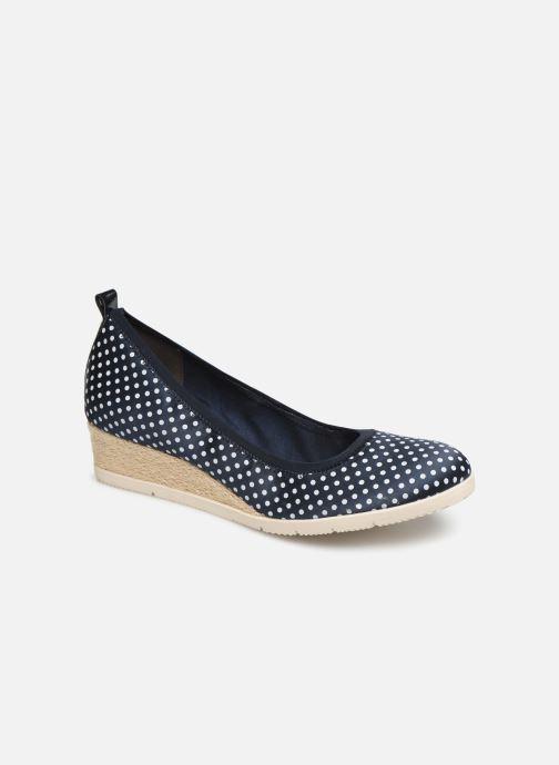 Zapatos de tacón Tamaris Hannah Azul vista de detalle / par