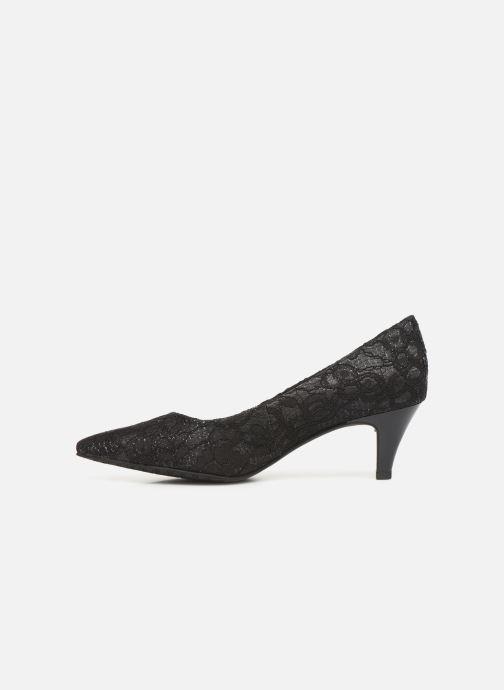 Zapatos de tacón Tamaris Hanne Negro vista de frente