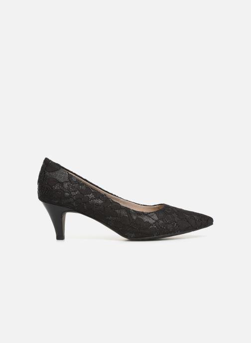 Zapatos de tacón Tamaris Hanne Negro vistra trasera