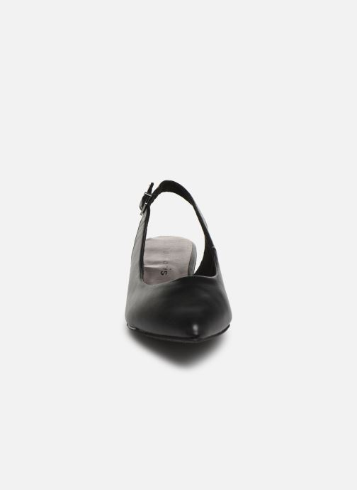 Escarpins Tamaris Irene Noir vue portées chaussures