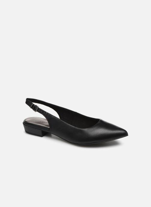 Høje hæle Tamaris Irene Sort detaljeret billede af skoene
