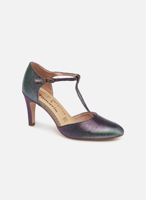 Høje hæle Tamaris Lene Multi detaljeret billede af skoene