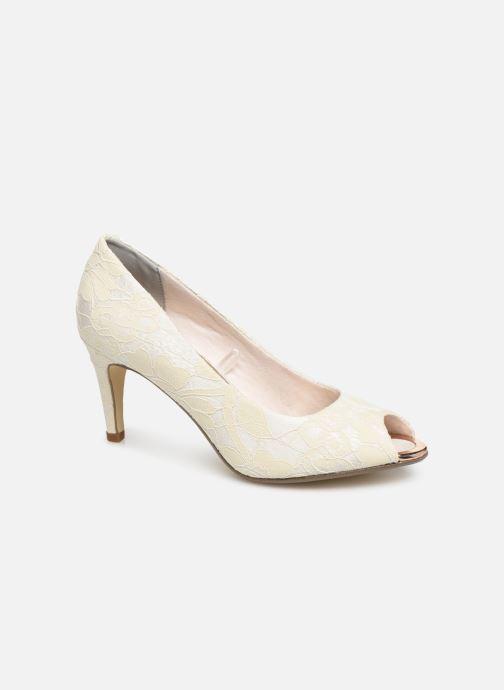 Zapatos de tacón Tamaris Magda Blanco vista de detalle / par