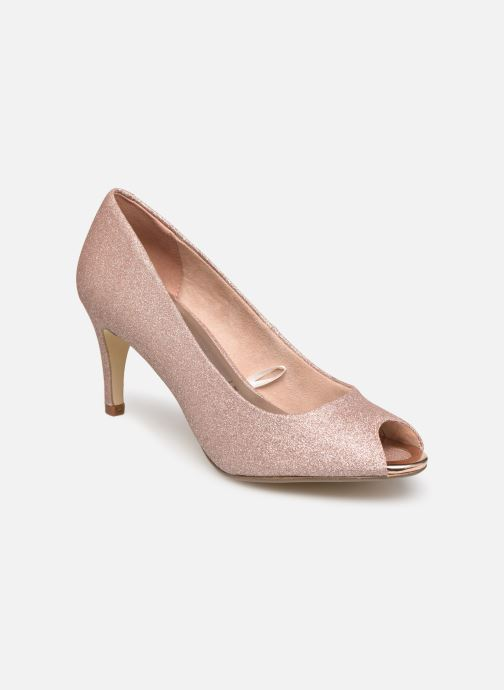 Høje hæle Tamaris Magda Pink detaljeret billede af skoene