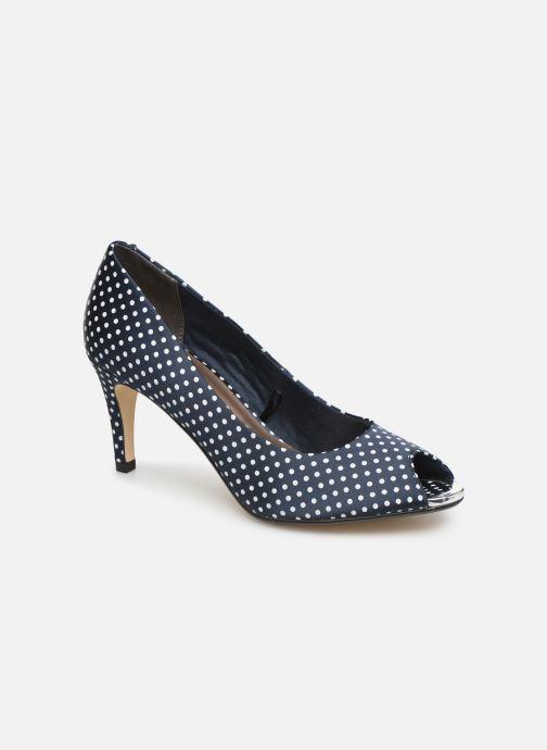 High heels Tamaris Magda Blue detailed view/ Pair view
