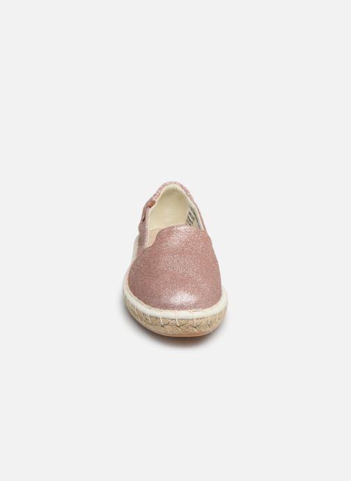 Espadrilles Tamaris Edda Rose vue portées chaussures