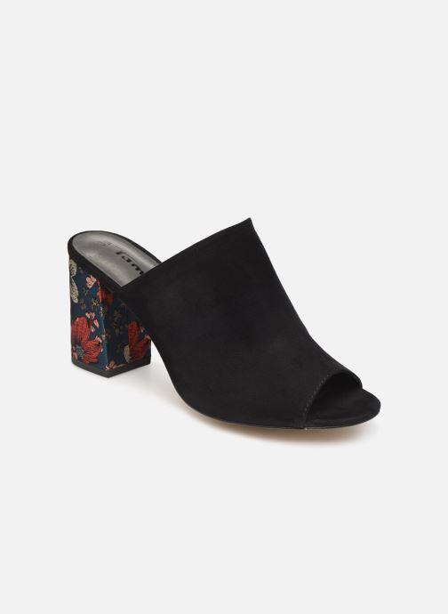 Clogs og træsko Tamaris Elvira Sort detaljeret billede af skoene