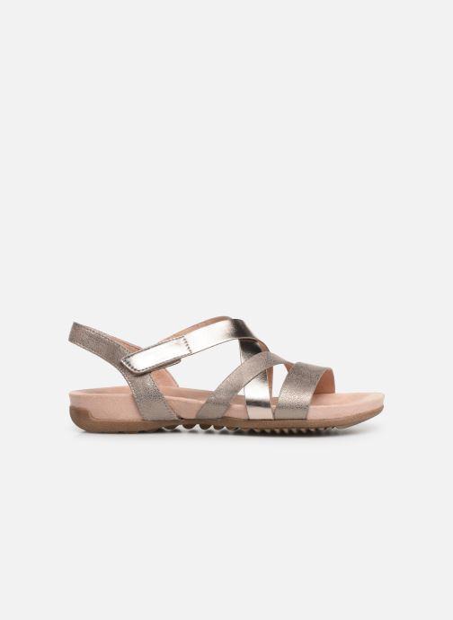 Sandales et nu-pieds Tamaris Margarete Rose vue derrière