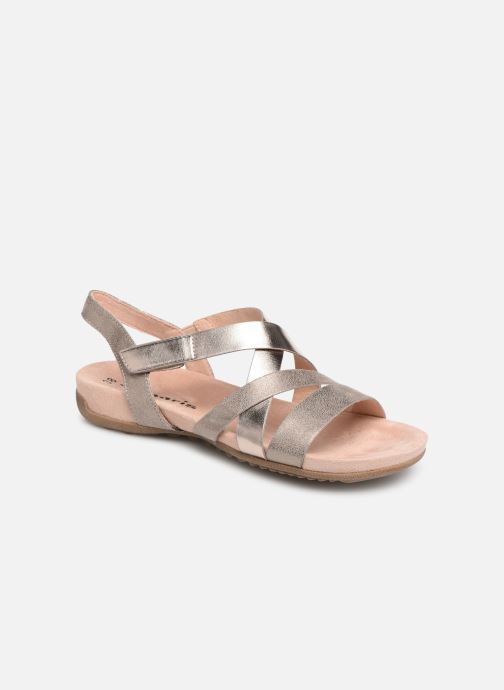 Sandales et nu-pieds Tamaris Margarete Rose vue détail/paire