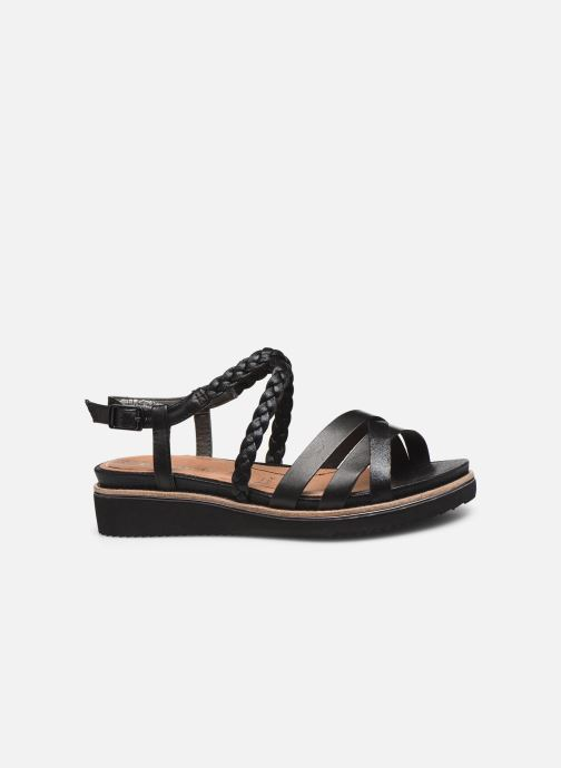 Sandales et nu-pieds Tamaris Maya Noir vue derrière