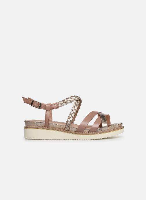 Sandales et nu-pieds Tamaris Maya Rose vue derrière