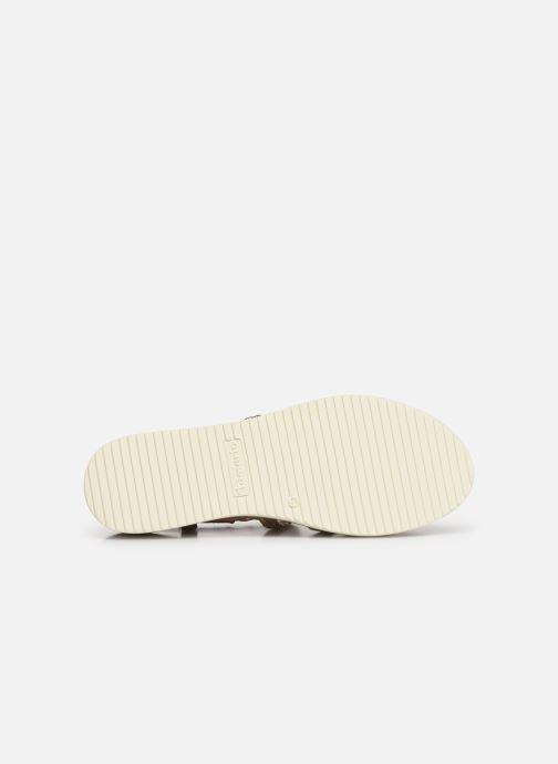 Sandales et nu-pieds Tamaris Maya Rose vue haut