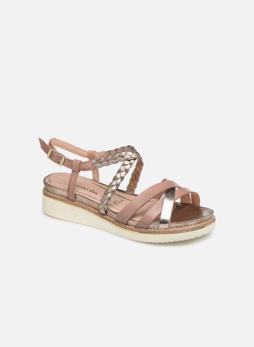 Sandales et nu-pieds Tamaris Maya Rose vue détail/paire