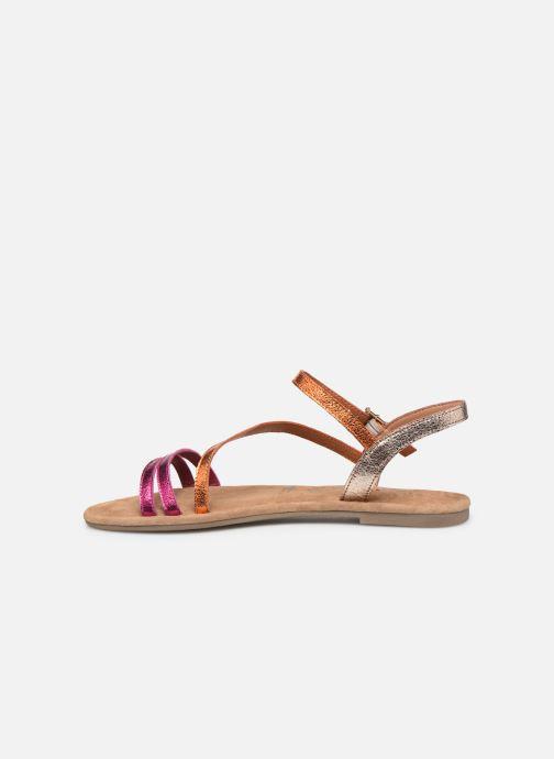 Sandales et nu-pieds Tamaris Monika Rose vue face