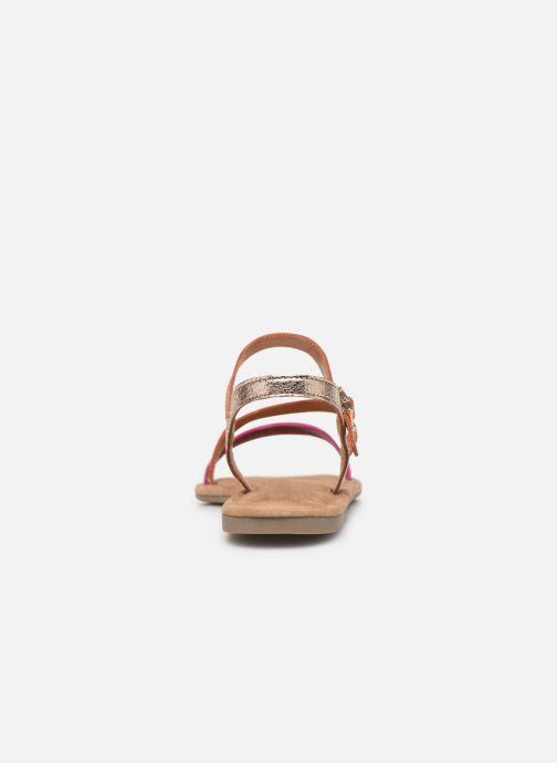 Sandales et nu-pieds Tamaris Monika Rose vue droite