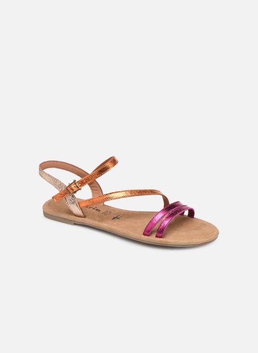 Sandales et nu-pieds Tamaris Monika Rose vue détail/paire