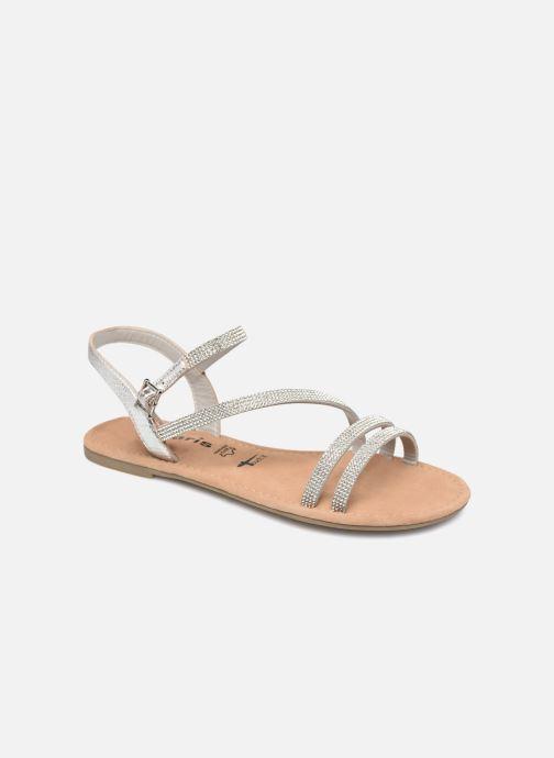Sandales et nu-pieds Tamaris Monika Argent vue détail/paire