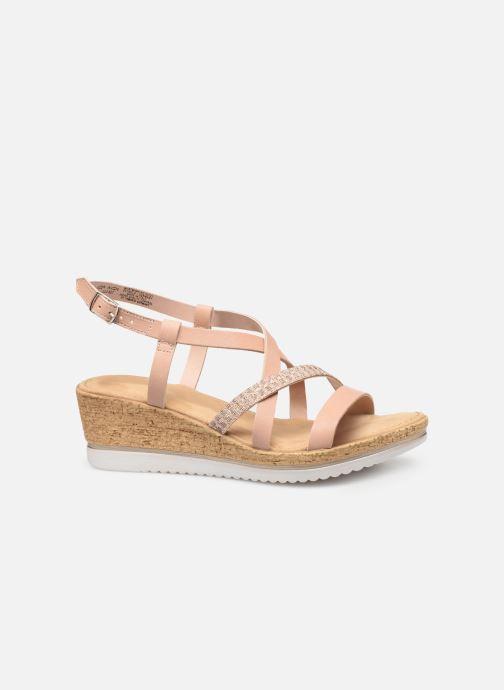 Sandales et nu-pieds Tamaris Nadia Rose vue derrière