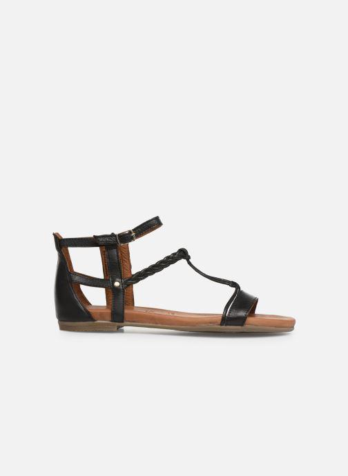 Sandales et nu-pieds Tamaris Roxane Noir vue derrière