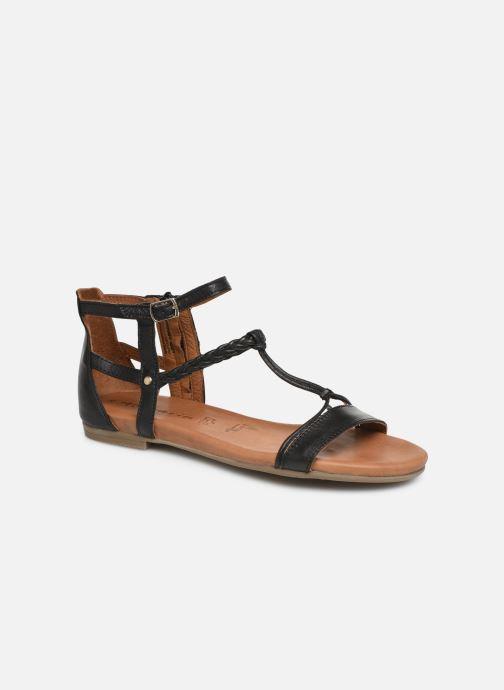 Sandales et nu-pieds Tamaris Roxane Noir vue détail/paire