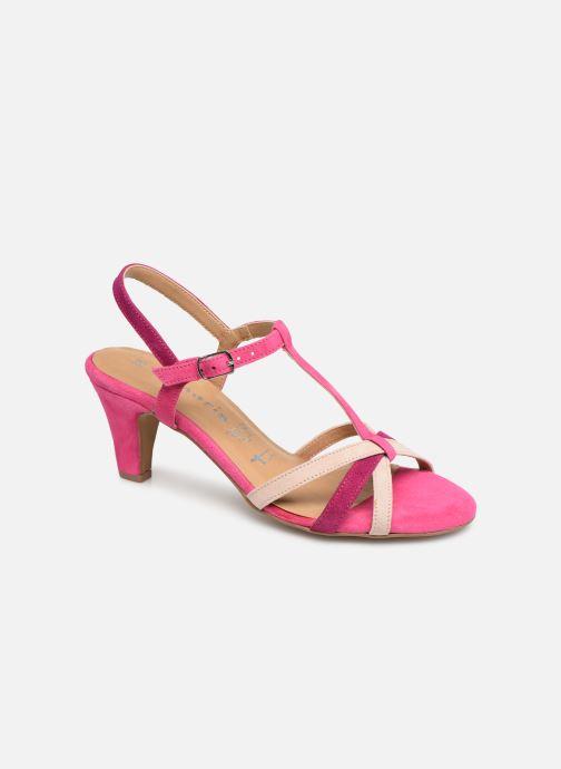 Sandales et nu-pieds Tamaris Ramona Rose vue détail/paire