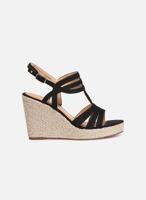 Sandales et nu-pieds Tamaris Thais Noir vue derrière